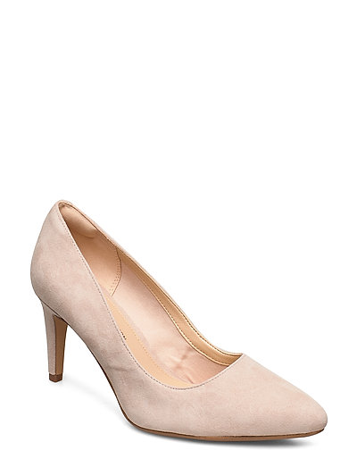 Laina Rae Shoes Heels Pumps Classic Pink CLARKS