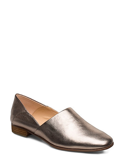Pure T Loafers Flache Schuhe Gold CLARKS | CLARKS SALE