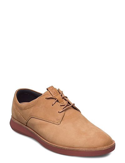 Banwell Lace Shoes Business Laced Shoes Braun CLARKS
