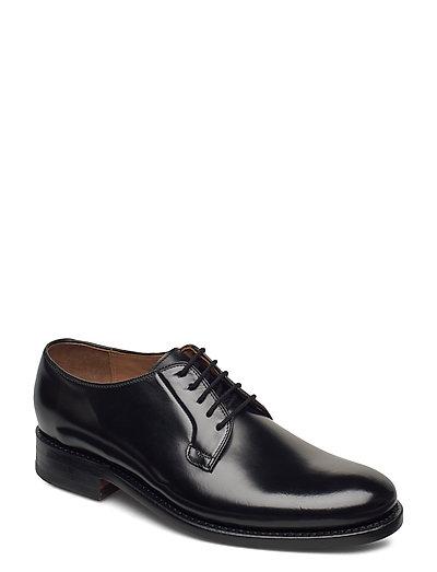 Craft368plain Shoes Business Laced Shoes Schwarz CLARKS