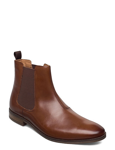 Stanford Top Shoes Chelsea Boots Braun CLARKS