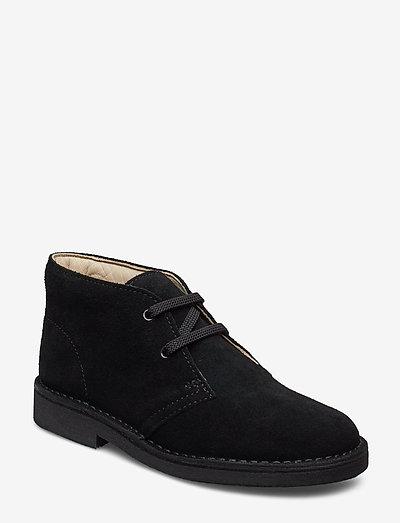 Desert Boot.. - stövlar & kängor - black sde