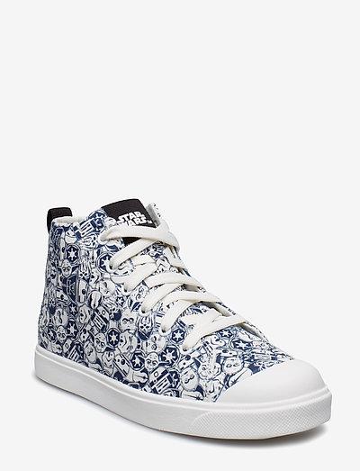 City Force K - sneakers - black/blue