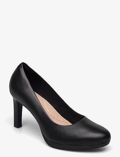 Ambyr Joy - klassiska pumps - black leather