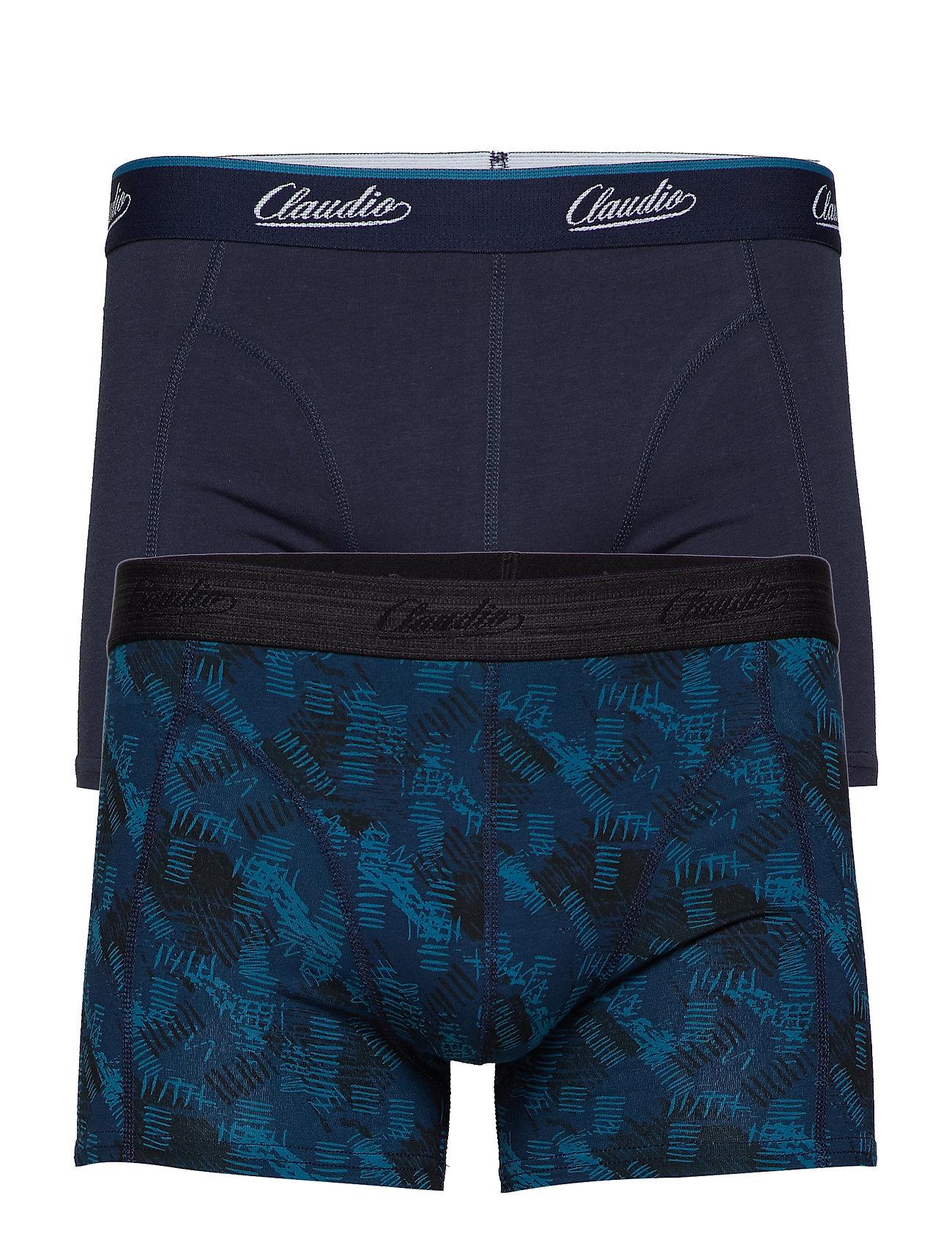 Claudio Claudio trunk 2-pack - NAVY+AOP
