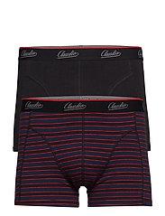 Claudio trunk 2-pack - BLACK/STRI