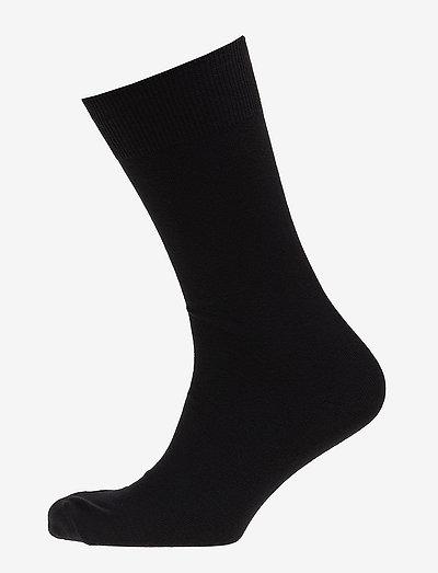 Mens Classic Sock - chaussettes régulières - black