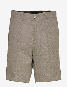 Milano Liam Shorts - CAMEL