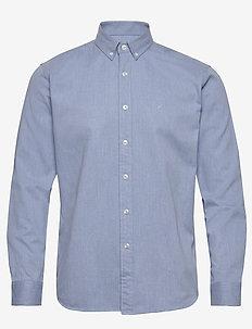 Sälen Flannel L/S - BLUE