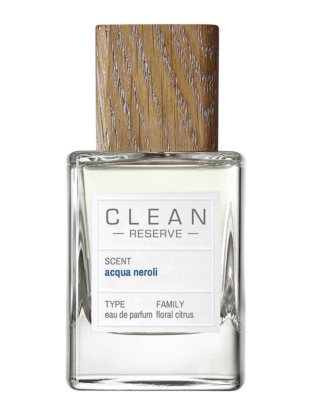 CLEAN RESERVE Acqua Neroli Eau de Parfum - CLEAR