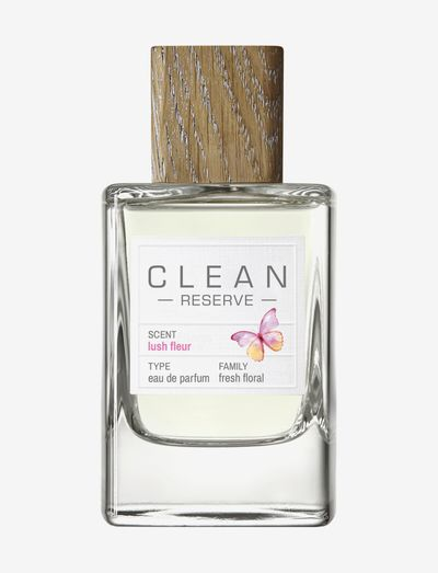 Clean Reserve Lush Fleur 100 ml Limited Edition - eau de parfum - clear