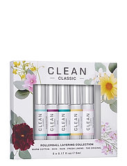 5 Piece Rollerball Layering Collection - CLEAR