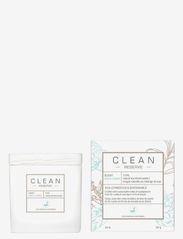 CLEAN - Warm Cotton Candle 227 g - dufte - clear - 0