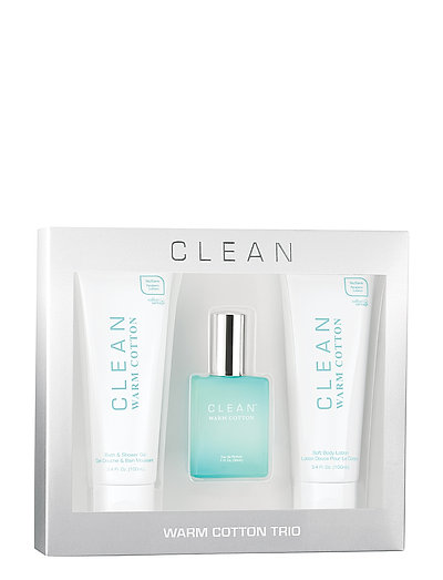 Warm Cotton Deluxe Set - CLEAR