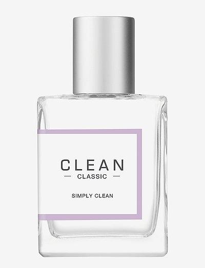 Simply Clean Eau de Parfum - parfyme - clear