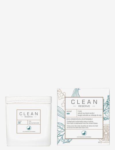 Rain Candle 227 g - dufte - clear