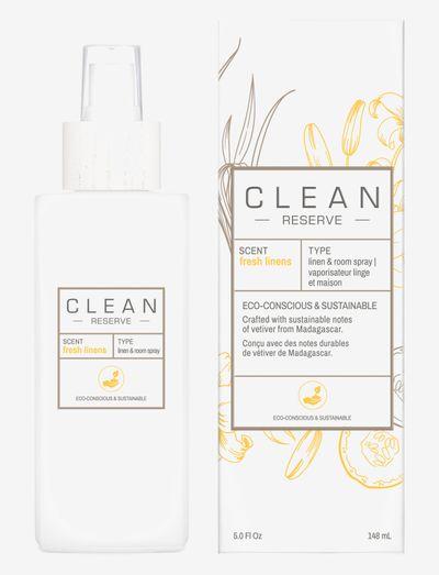 Fresh Linens Linen & Room Spray 148 ml - duft - clear