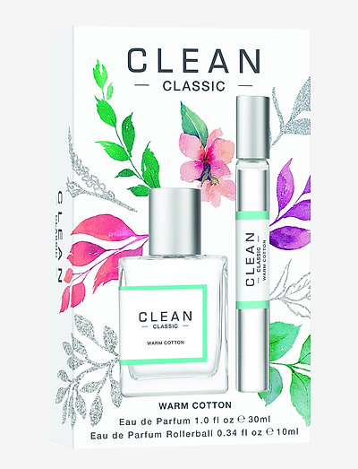 Warm Cotton Gift Set Christmas 2020 - parfymset - clear