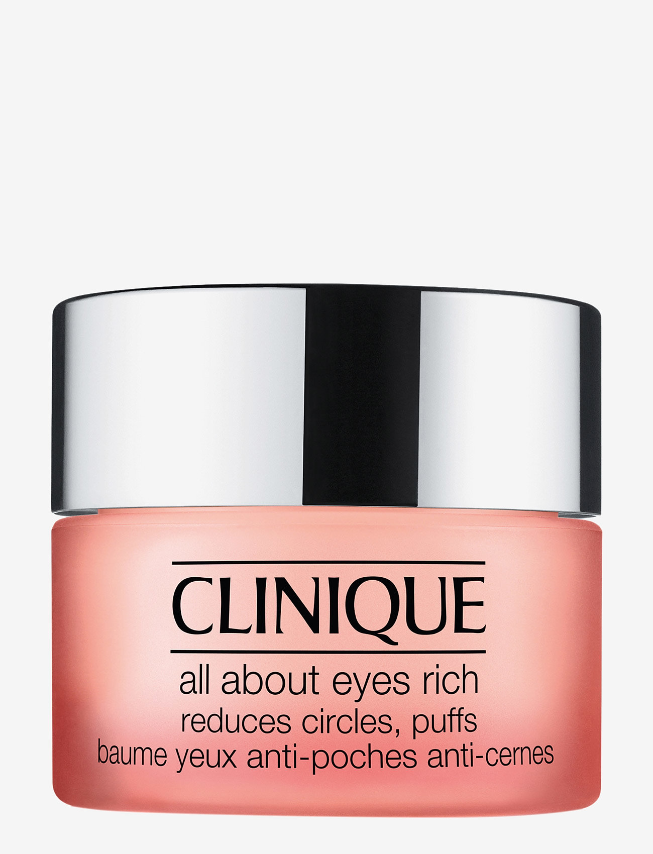 Clinique - All About Eyes Rich - silmänympärysvoide - clear - 0