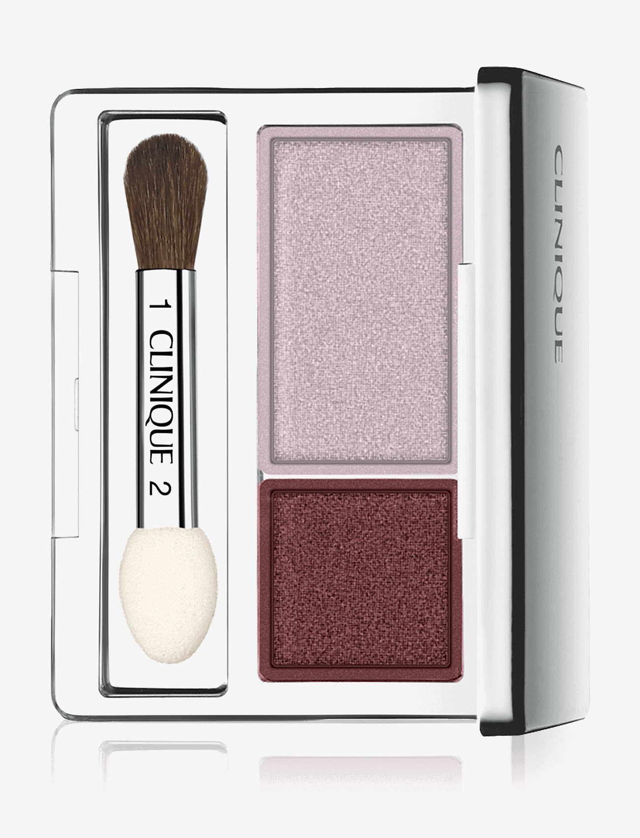 Clinique - All About Shadow Duo, Cocktail Hour - Ögonskuggspalett - cocktail hour - 0