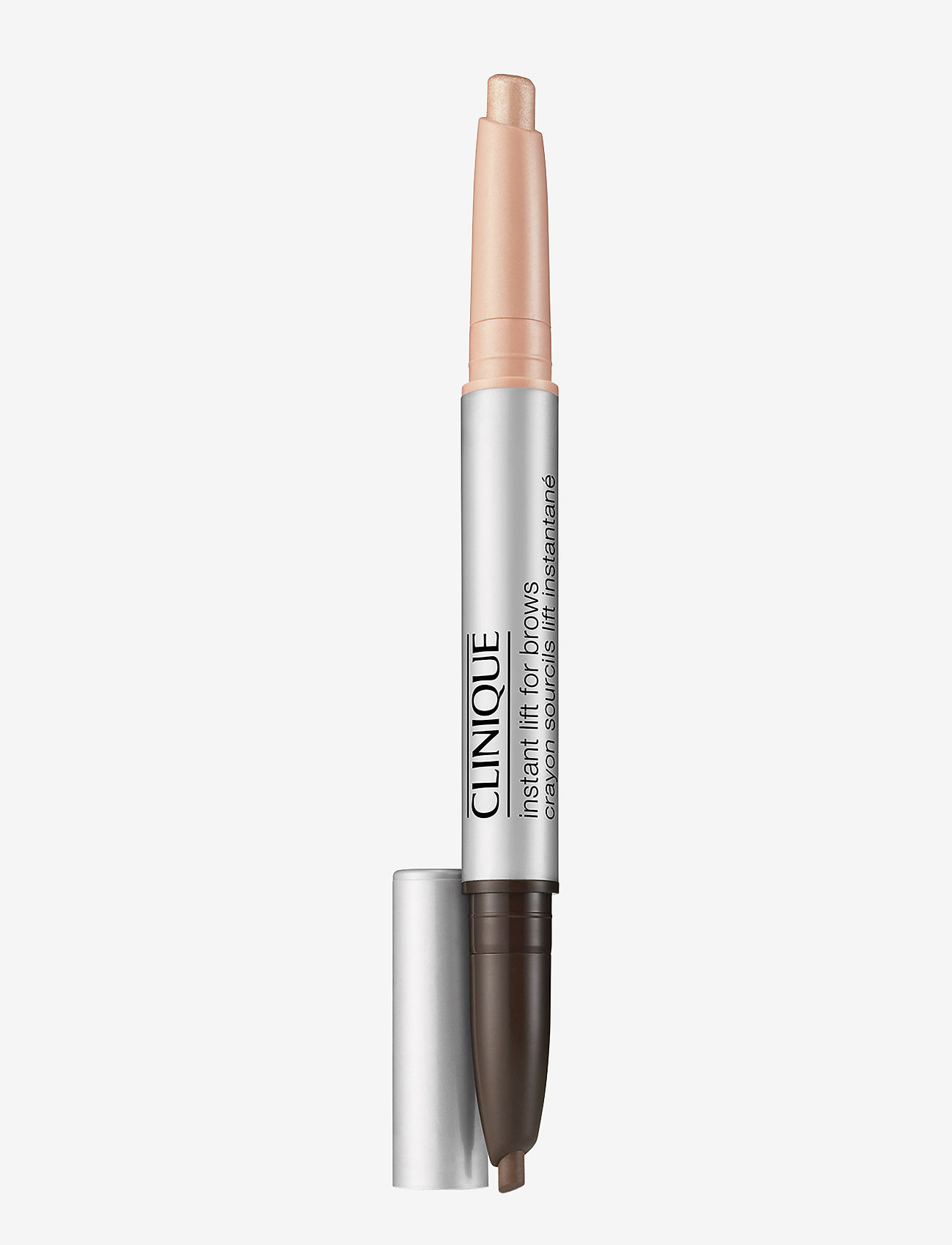 Clinique - Instant Lift for Brows Deep Brown - Øjenbrynsblyant - deep brown - 0