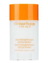 Clinique Clinique Happy. For Men Antiperspirant Deodorant Stick - CLEAR