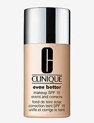 Clinique - Even Better Makeup SPF 15, Beige 74 CN - meikkivoide - beige - 0