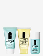 Clinique - BREAK UP WITH BREAKOUTS - ihonhoitosetit - clear - 1