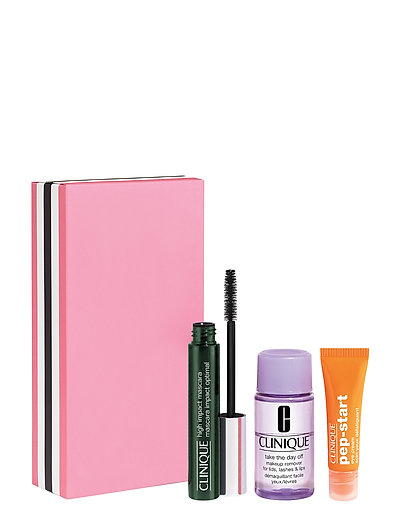High on Lashes Set: High Impact Mascara - CLEAR