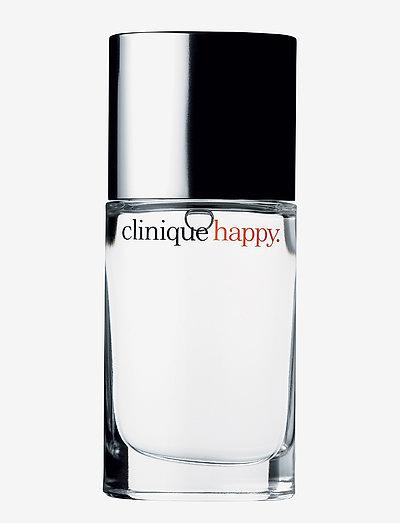 Clinique Happy. Perfume Spray - parfyme - clear