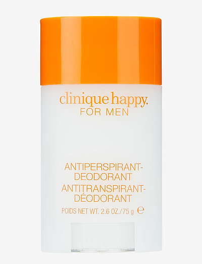 Clinique Happy. For Men Antiperspirant Deodorant Stick - deostift - clear