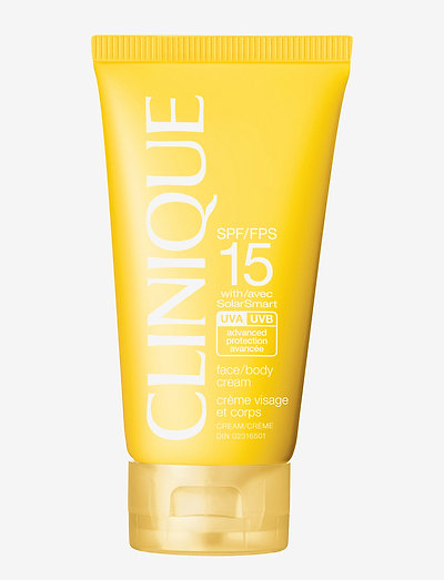 SPF 15 Face/Body Cream - kropspleie - clear