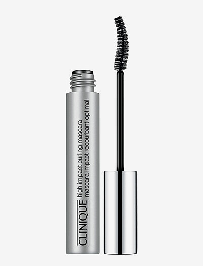 High Impact Curling Mascara, Black - mascara - black