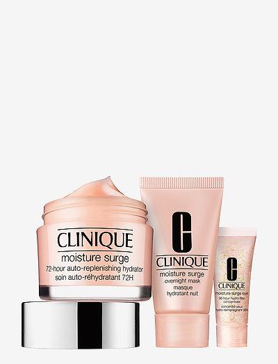 Skincare Specialists: 72 Hour Hydration - hudpleiesett - clear