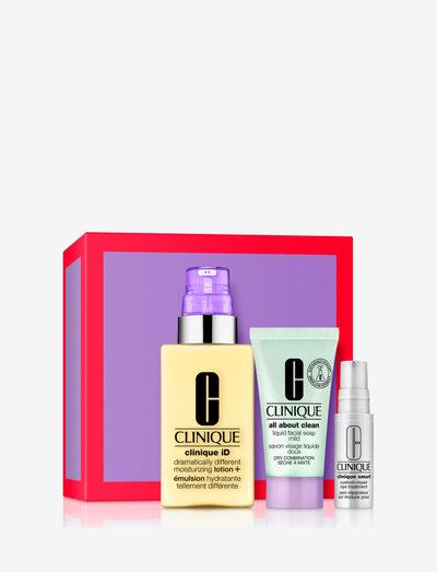 CL SPR Smooth Skin Your Way - hudvårdsset - clear