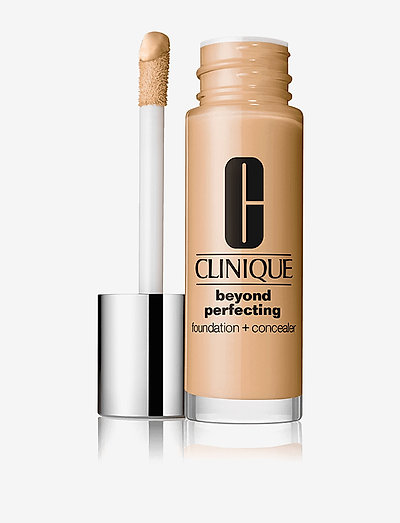 Beyond Perfecting Makeup + Concealer, Linen - foundation - linen