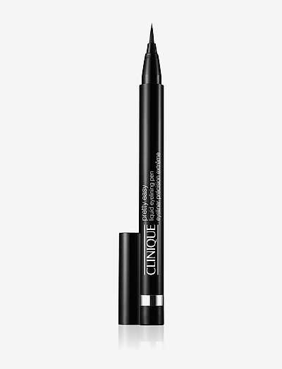 Pretty Easy Liquid Eyelining Pen, Black - eyeliner - black