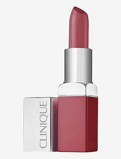 Clinique Pop Lip Colour + Primer (square case) - læbestift - plum pop