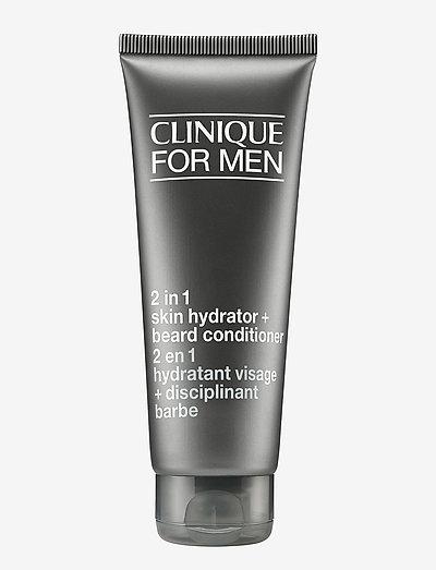 Skin Hydrator + Beard Conditioner - CLEAR