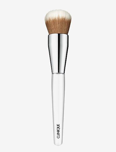 Foundation Buff Brush - ansikte - clear
