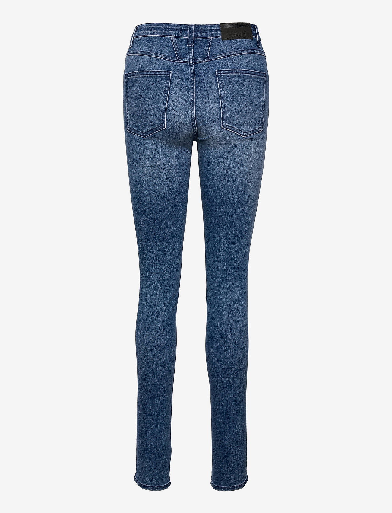 Closed - womens pant - skinny jeans - mid blue - 1