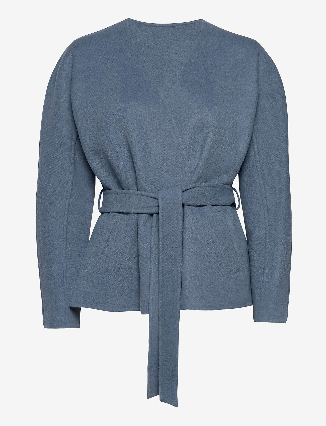 Closed - amelie - wool jackets - commodore blue - 0
