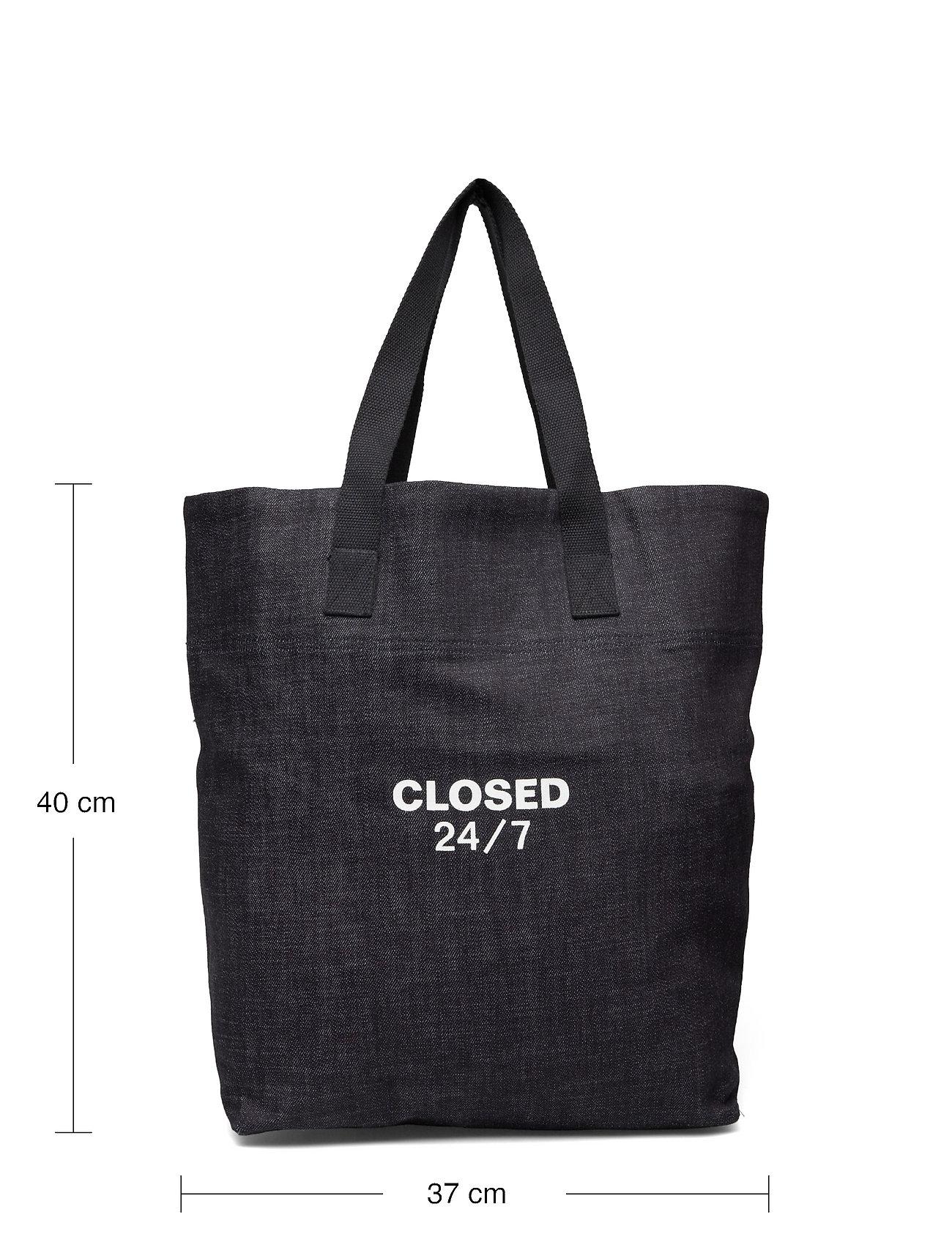 Closed - mens accessories - shoppers - dark blue - 5