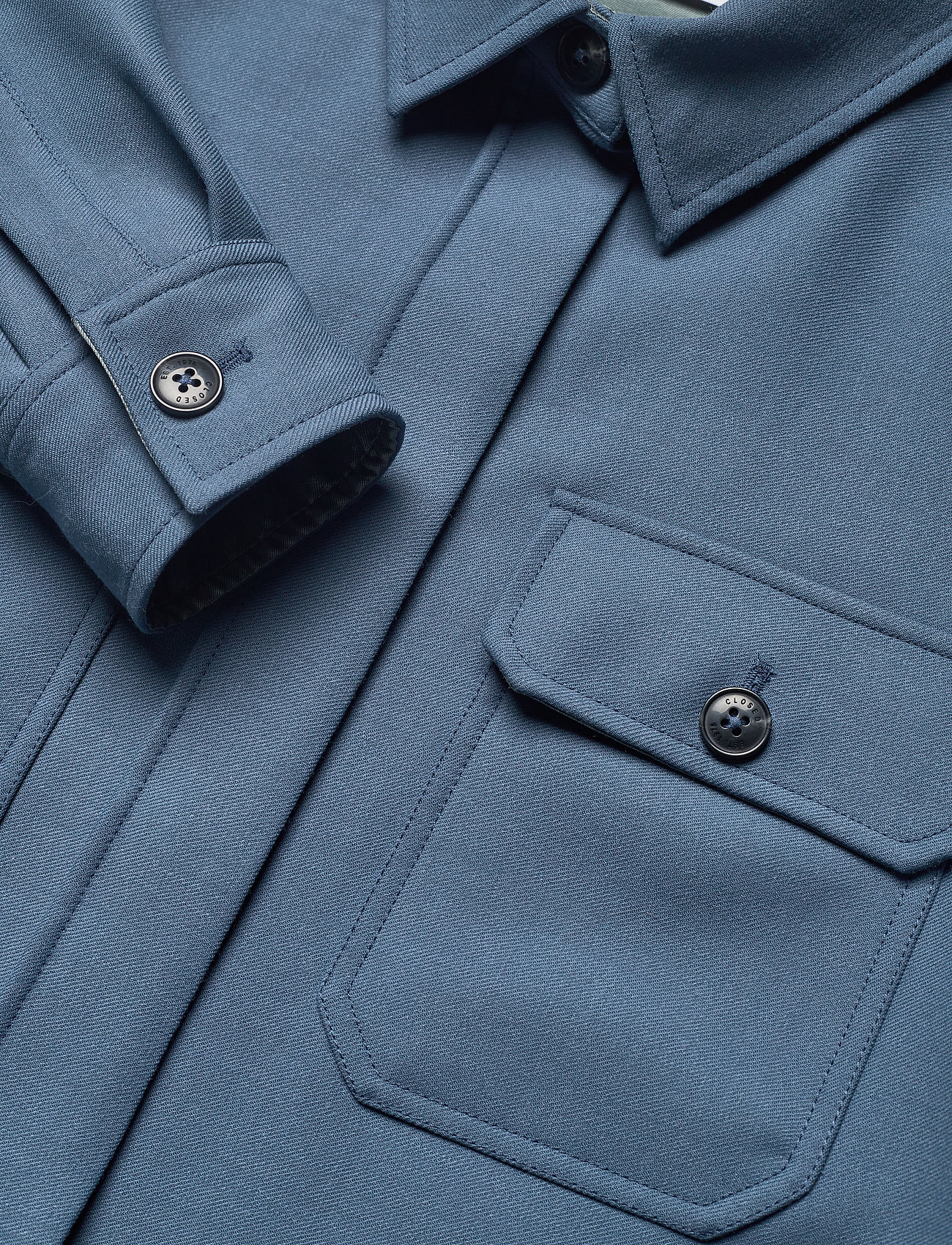Closed - kally - klær - commodore blue - 2