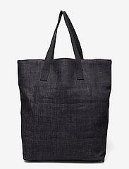Closed - mens accessories - shoppers - dark blue - 1
