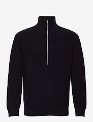 zipped jumper
