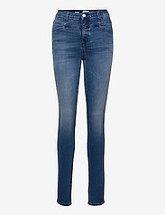 Closed - womens pant - skinny jeans - mid blue - 0