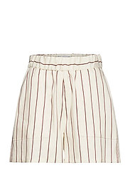 womens shorts - RED SUN