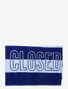towel - stroje plażowe - cobalt blue