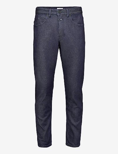 mens pant - regular jeans - dark blue